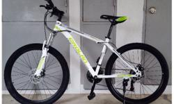 Brand new 26''MTB Bike/Bicycle with Front & back Disc