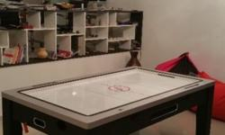 Brand New 7ft 6 in 1 game/ dinning table Pool Air