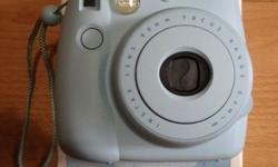 **Brand New** Baby Blue Fujifilm Instax Mini 8 For