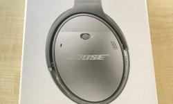 Selling a brand new and sealed Bose QC35, acoustic