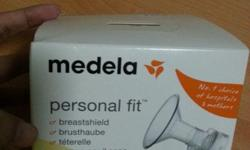 Brand new breastshield - size L, Medela brand. Brought