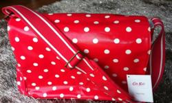 Letting go of authentic brand new Cath Kidston diaper