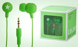 Cheap & Colourful Earpiece/Earphone! - without