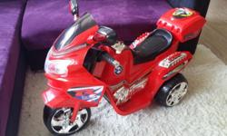 Brand new children motorbike for sale Bought for my son