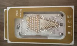 brand new crystal iphone4/4s case,$15 each,self collect