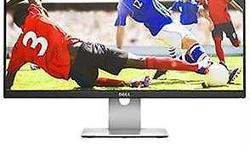 "Brand New Dell S2415H 24"" FHD LED Monitor w built in"