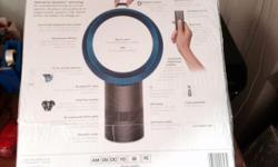 Brand New Dyson Air Multiplier AM06 250mmm Desk Fan