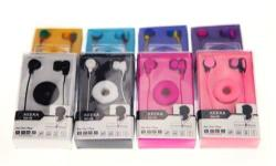 Earpiece/Earphone with Wire Winder! - no microphone -