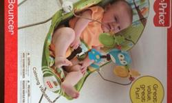 Brand new Fisherprice baby rocker chair at only $70.