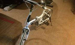 Brand new just unboxed foldable sports bike for sale at