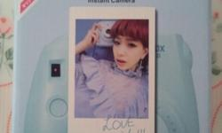 FujiFilm Instax Mini 8 Instant Camera Got it as a gift,