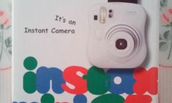 FujiFilm Instax Mini 25 Instant Camera Got it as a