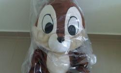 Selling a brand new giant chipmunk for $50. Bought @