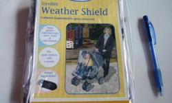 Brand new. Help protect child from rain, wind and cold