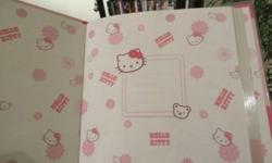 BRAND NEW HELLO KITTY PHOTO ALBUM, never been used,