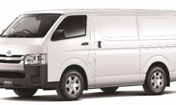 Brand New Toyota Hiace for Sale! Immediate Stock,