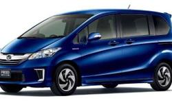 Brand New Honda Freed Hybrid For Rent/Lease To Own
