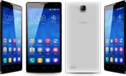 Selling Brand new Honor 3C Dual Sim , Come with free