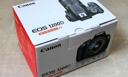 WTS brand new (unused) Canon DSLR : Brand: Canon Model: