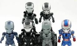 Brand NEW IRON-MAN Figurines for sale !!! Bundle deal
