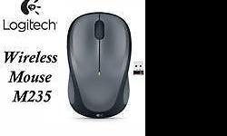 Im selling my New Logitech wireless Mouse , model M235