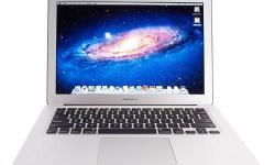 Brand new Macbook Air @ S$ 1250 -> 13.3 inched ->