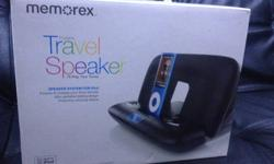 In The Box -Travel Speaker -Protective Carrying Sleeve