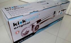 SALE: BRAND NEW 3 Wheel Micro Kickboard Original