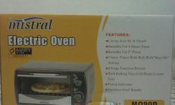 New Electric Oven for sale SGD 35 only : 1 set ( Fully