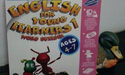 Brand new*** Multimedia- 'English For Young Learners 1�