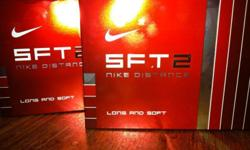 Brand New NIKE SFT golf balls for SALE!! Price: $90.00