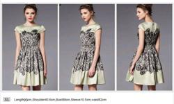 Brand New Office Dress for Sale Ready Stock Size XL -
