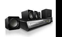 SELLING URGENTLY! BRAND NEW PHILIPS 5.1 HD HOME THEATER