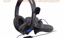 OVER HUNDREDS SOLD!! Brand New PS4 Headset - Best