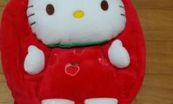 Brand new red hello kitty bag