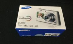 Brand New Samsung Camera for sale Model: DV150F ~ Dual