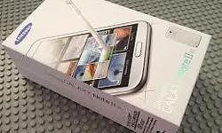 hello selling Brand New Samsung galaxy Note2 LTE only