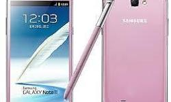 hello selling Brand New Samsung galaxy Note 2 LTE