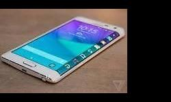 Brand new Samsung Galaxy Note Edge for sale. Just