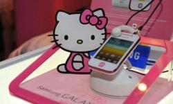 Brand New SAMSUNG GALAXY YOUNG HELLO KITTY!!