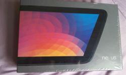 I am selling a BRAND NEW SAMSUNG NEXUS 10 GT-P8110 32G