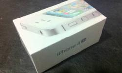 BRAND New Sealed Apple iPhone 4S 64GB from Starhub.