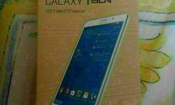 Selling Brand New Sealed White LTE Samsung Galaxy Tab 4