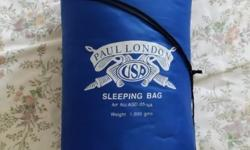 Brand New Sleeping Bag - Good quality - Item not use at