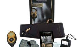 Slendertone System Abs Female muscle toning belt The