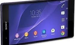 hello selling Brand New Sony T2 Ultra Lte purple only