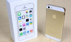 Brand new iPhone 5S Gold 64GB from Starhub on 18 Nov