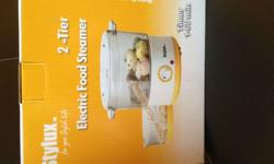 Brand New Steamer - For Sale