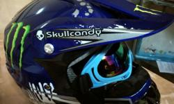 Motocross Helmet (including goggles) Full Face Brand