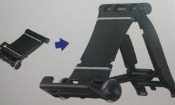 �Display iPad elegantly �2 adjustable angles for